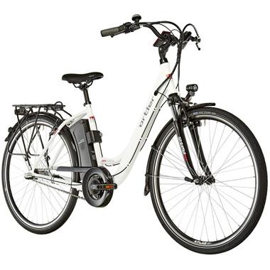 Vélo de Ville Électrique ORTLER GRAZ Blanc 2019